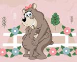 Till björnmamma
